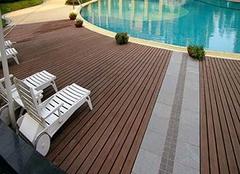 室外竹木地板的標準(zhun) 戶外竹地板的價格