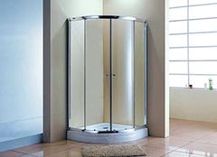 淋浴房玻璃门哪个好 淋浴房玻璃门价格