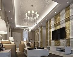 客厅吊顶材料哪种好 一般客厅吊顶尺寸高度