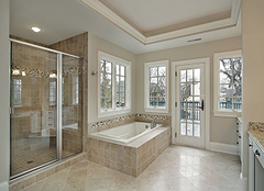卫生间装玻璃门好吗 卫生间玻璃门多少钱