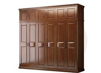 实木衣柜好吗 实木衣柜多少钱