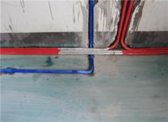 毛坯房水电安装多少钱 毛坯房电路布线图