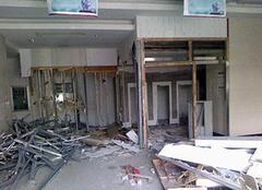 一般家装拆除什么价格 室内装修拆除注意事项