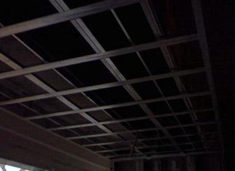 木工吊顶人工费价格表 轻钢龙骨吊顶安装流程
