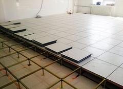 防静电架空地板品牌 防静电架空地板施工工艺