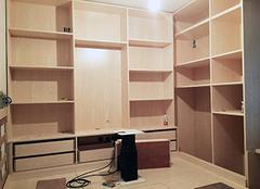 木工師傅打衣柜價格表 木工打衣柜用什么板材