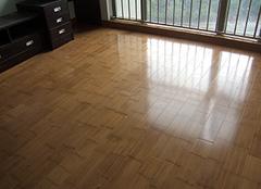 地暖讓竹地板縫隙變大 竹地板縫隙大怎么辦