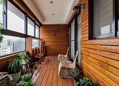 阳台装修多少钱一平方 阳台装修注意哪些细节
