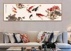 客厅挂什么画风水好 客厅如何挂风水画