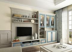 客厅电视柜能放照片吗 客厅电视柜摆什么招财