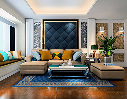 客厅沙发在客厅中间对风水有影响吗 客厅沙发摆放风水大忌