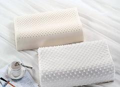 记忆棉和乳胶枕头哪个好 怎么选乳胶枕头