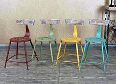 欧式吧台椅凳设计 欧式吧台吊灯设计