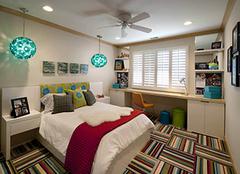 儿童房用什么材料环保 儿童房间装修设计