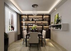 餐厅装修怎么设计 餐厅装修如何选壁纸