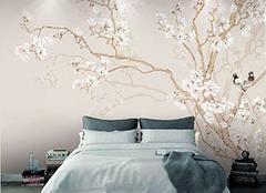 卧室墙纸的选择 卧室?#35762;?#26368;忌什么颜色