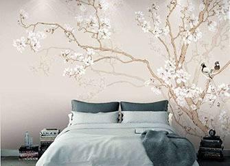 卧室墙纸的选择 卧室墙布最忌什么颜色