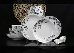 中国十大瓷器餐具品牌 餐具套装有哪些