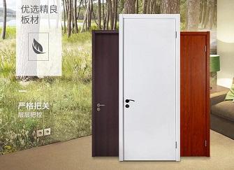 实木复合门和实木门的区别 实木复合门排名