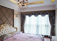 卧室窗帘适合什么颜色 怎样选卧室窗帘的颜色