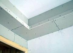 �P室吊��∑是石膏板好 客�d石膏板吊��F��