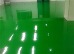 什么是环氧地坪漆 环氧树脂地坪漆工艺