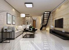 客廳用全拋釉地磚好 客廳貼仿古磚好還是拋光磚好