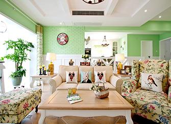 客厅适合的风水植物 客厅风水植物摆放