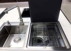 美的水槽洗碗机价格 美的洗碗机使用方法