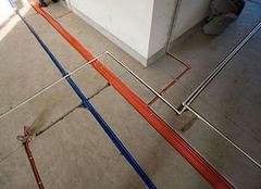 100平改水电一般多少钱毛坯房水电走线安装图
