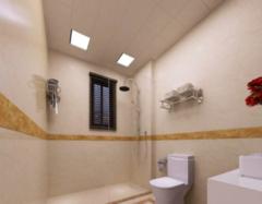 卫生间吊顶一般多高 卫生间吊顶高度的标准尺寸