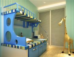儿童房怎么装修省空间 儿童房装修怎么环保