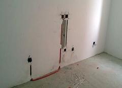 承重墙如何开门洞 承重墙可以开槽走管吗