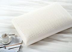 天然乳胶枕可以晒吗 天然乳胶枕可以水洗吗