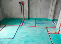 家装水电包工包料价格表 100平米房子水电改造费用