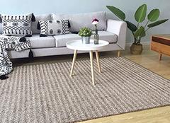 剑麻地毯能用水清洗吗 剑麻地毯如何清洗
