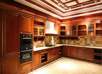 厨房装修橱柜尺寸 厨房装修橱柜价格