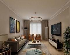 简装100平米房子大概多少钱 5万元装修100平米报价清单