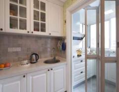 厨房门风水上颜色选择 厨房门朝向的风水禁忌