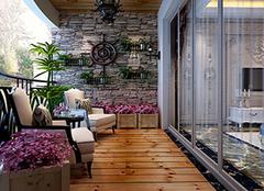 阳台客厅一体装修 阳台装修注意事项及细节