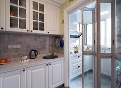 厨房门风水最佳颜色 厨房门什么颜色风水忌讳