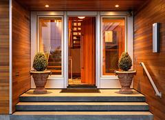 入户门对着厨房门好吗 大门对厨房门风水化解