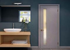 卫生间门适合什么图案 卫生间门对门风水化解