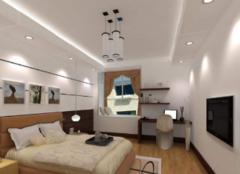 臥室吊燈尺寸多大合適 臥室吊燈離地面高度