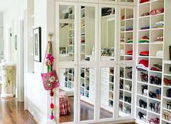 客厅能放两个鞋柜吗 家里鞋柜放哪里合适
