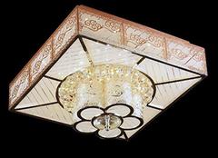 客厅水晶灯好吗? 家庭水晶灯的清洗方法