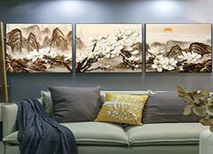 室内装饰画有什么讲究 室内装饰画位置
