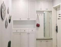 家里放两个鞋柜好不好 鞋柜放哪里有讲究吗