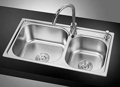 厨房水槽单的好双的好 水槽什么牌子好又实惠