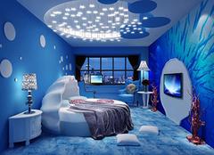 女生卧室装修风格 小型女生卧室设计